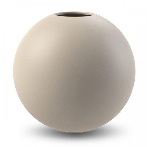 Ball Vase, sand