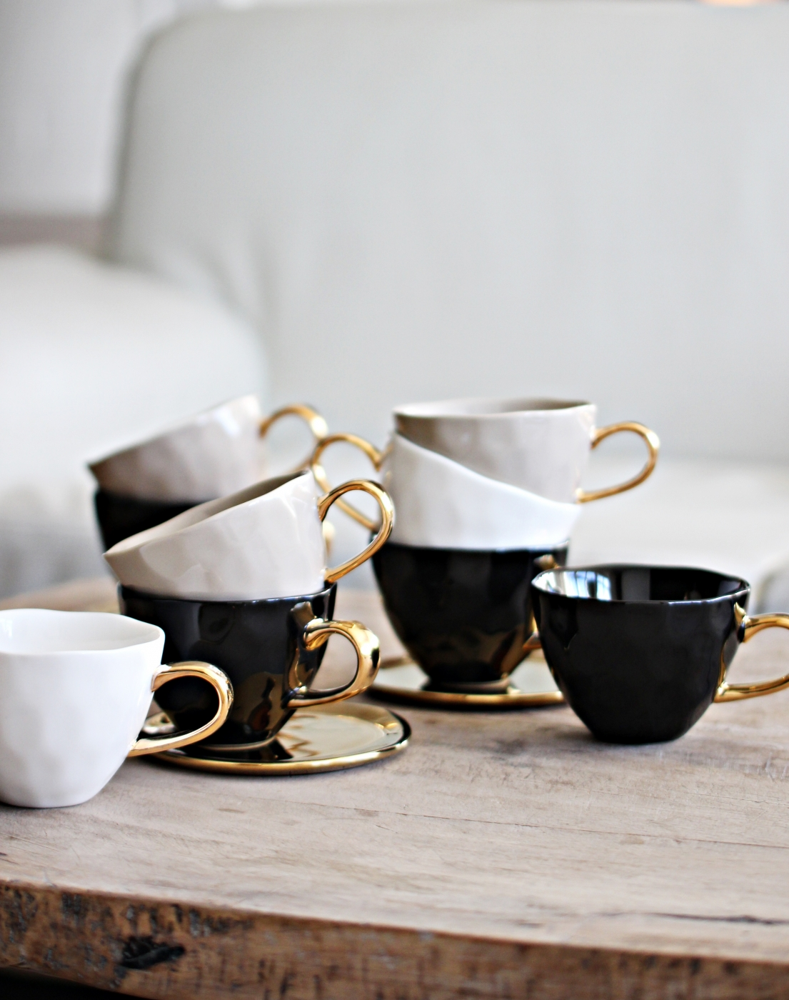 Good Morning Cup, darkblue