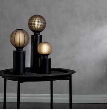LED-Leuchtmittel, Graphic, Artdeco, 9,5 cm