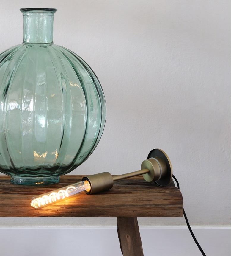 Elektrizität für Vase