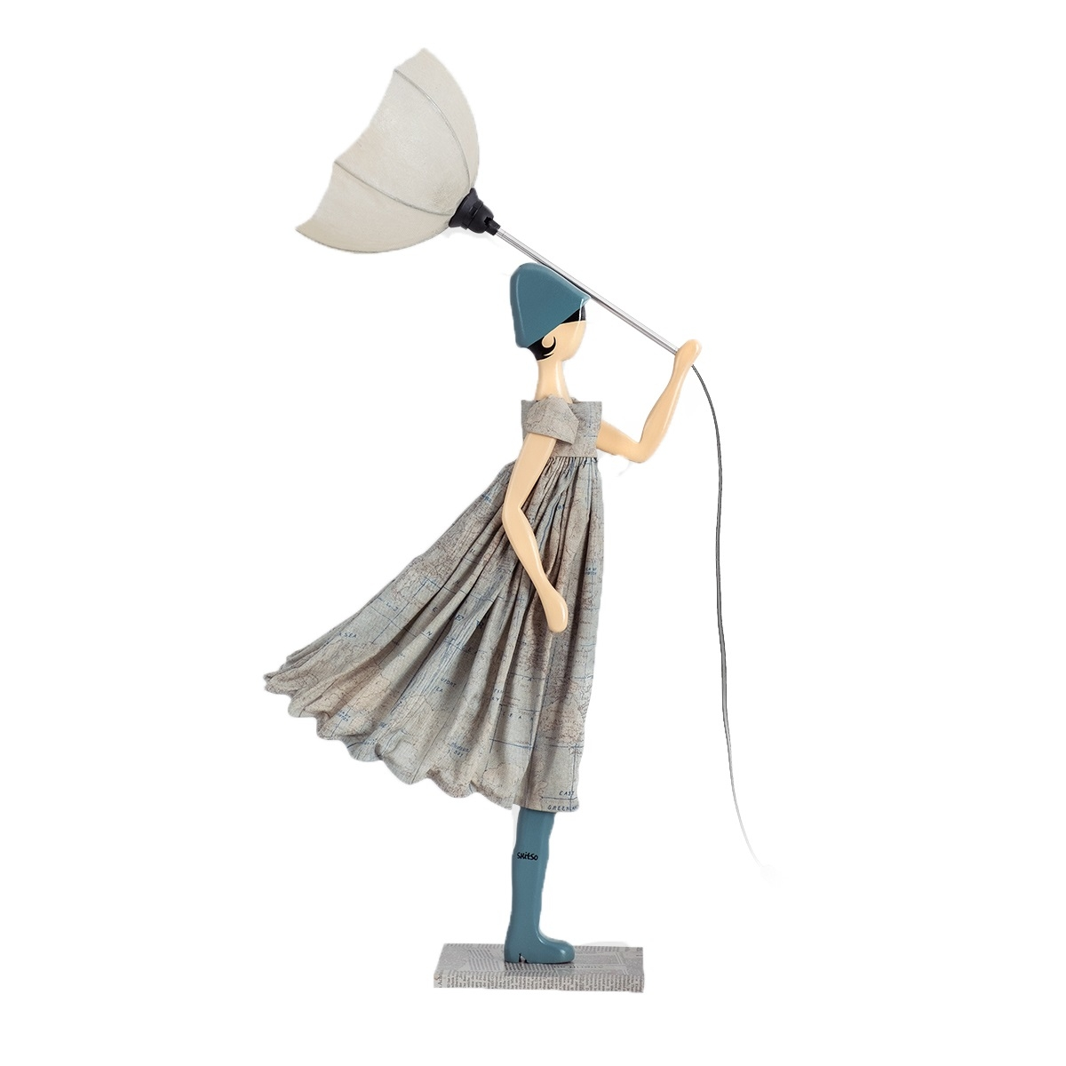 Skitso, Puppenlampe, Titania