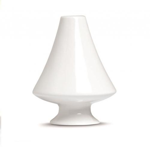 Kerzenhalter, Avvento, klein, weiß, Röckchen