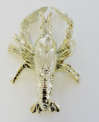 Hummer, hell gold, 21 cm