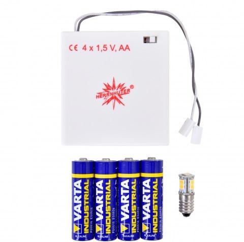 Batterietrafo, Stern 13 cm