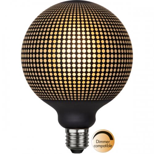 LED-Leuchtmittel, Graphic,Dots, 12,5 cm